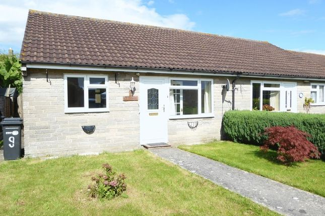 Thumbnail Semi-detached bungalow to rent in Parklands Way, Somerton