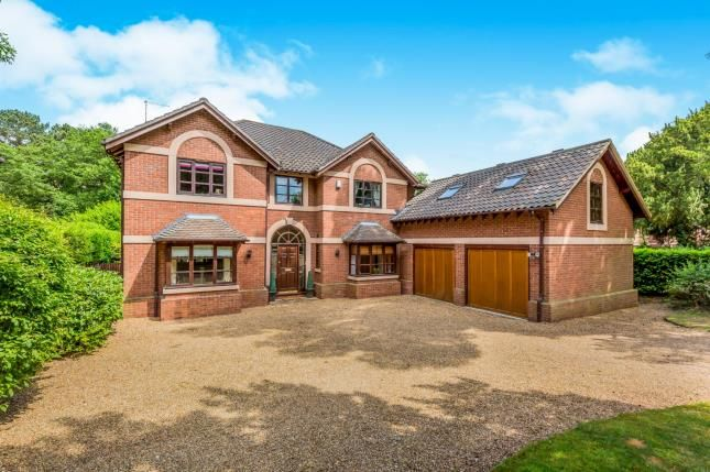 Thumbnail Detached house for sale in Park Drive, Stoke-On-Trent, Staffordshire, Staffs