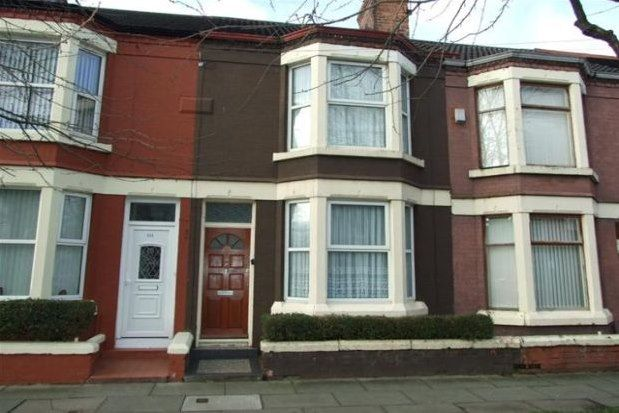 Thumbnail Property to rent in Anfield, Liverpool
