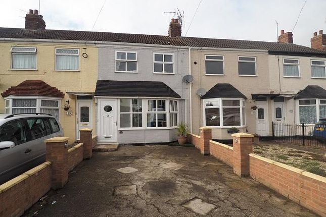 Thumbnail Property for sale in St Nicholas Avenue, Hessle High Road, Hull