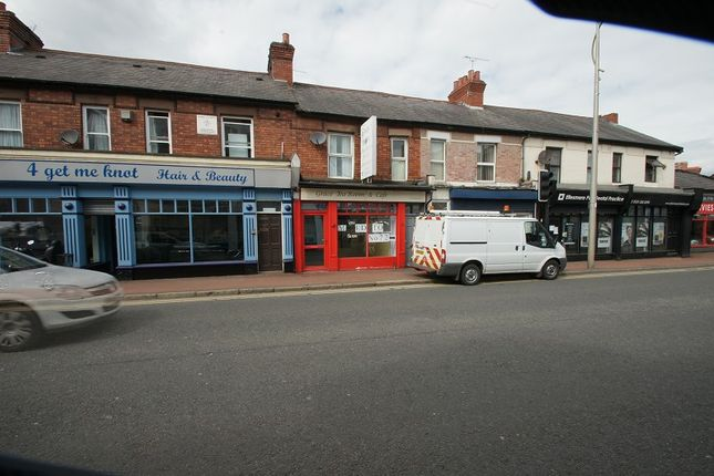 Thumbnail Restaurant/cafe to let in Whitby Road, Ellesmere Port