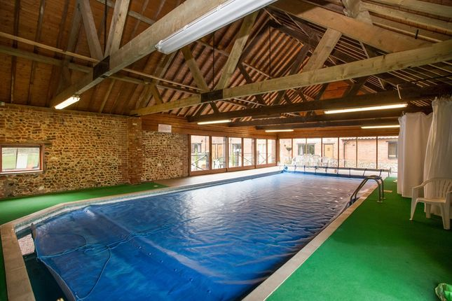 Thumbnail Property for sale in Cannister Hall Barns, Toftrees, Fakenham