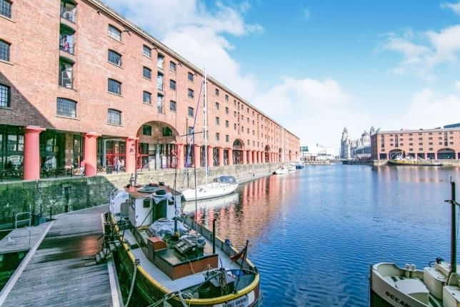 Thumbnail Flat for sale in The Coloonades, Albert Dock, Liverpool, Merseyside