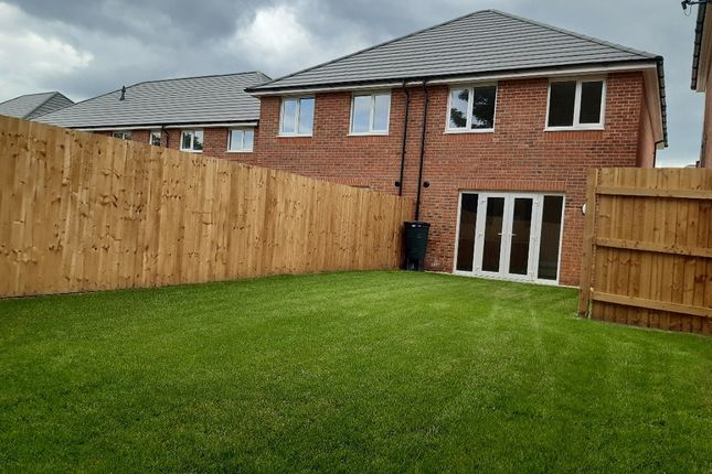 3 bedroom semi-detached house for sale in Bowden Chase, Berry Close, Great Bowden, Market Harborough