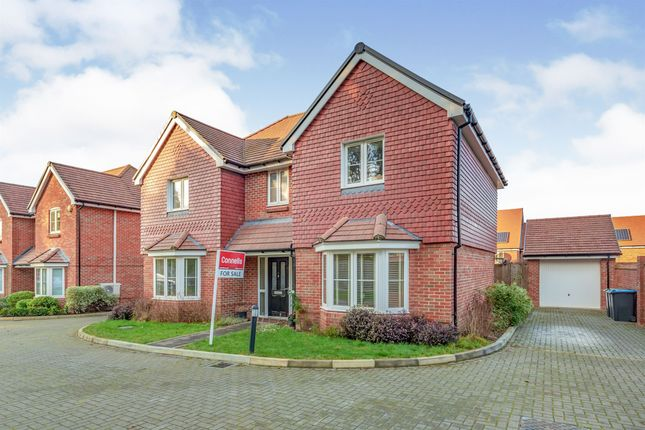Detached house for sale in Hornbeam Place, Crawley Down, Crawley