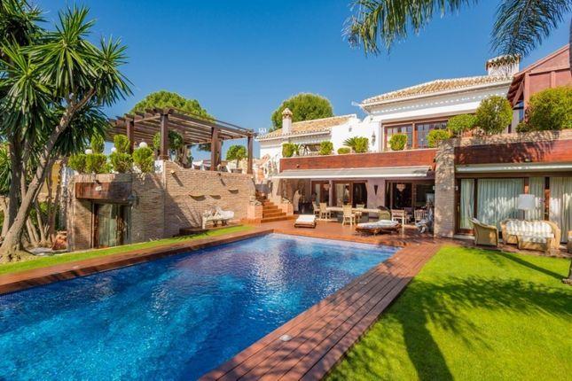 Thumbnail Detached house for sale in Hacienda Las Chapas, Costa Del Sol, Spain