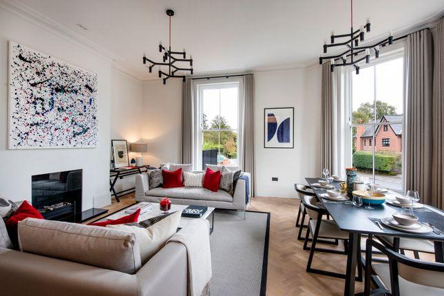 Thumbnail Flat to rent in Cavendish Road, Bowdon