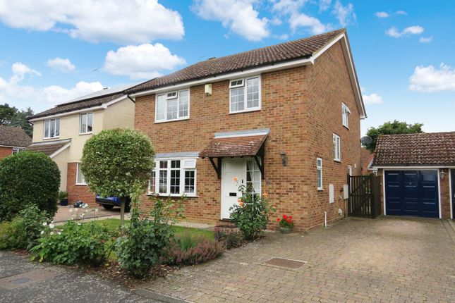 Thumbnail Detached house for sale in Greenways, Gosfield, Halstead