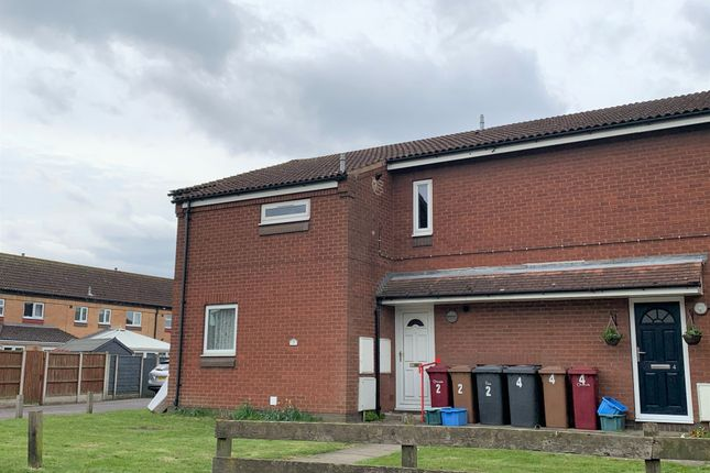 Thumbnail Flat to rent in Bolsover Road, Scunthorpe