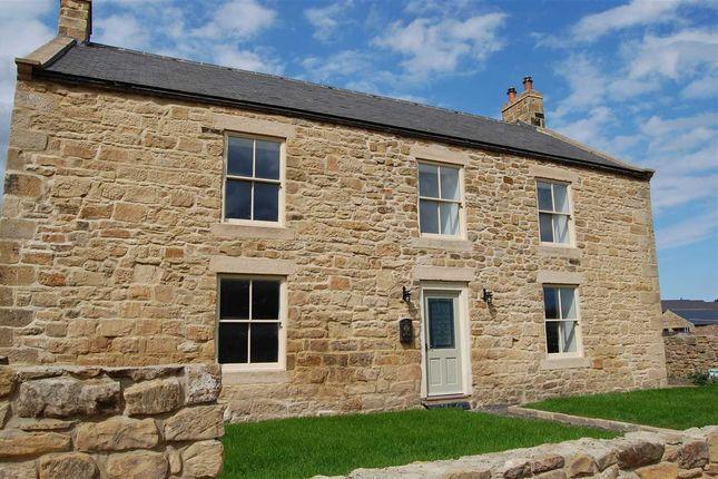 Detached house for sale in The Farmhouse, Arcot Grange, Cramlington