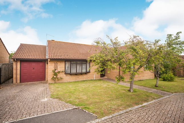 Thumbnail Detached bungalow for sale in Fox Meadows, Crewkerne