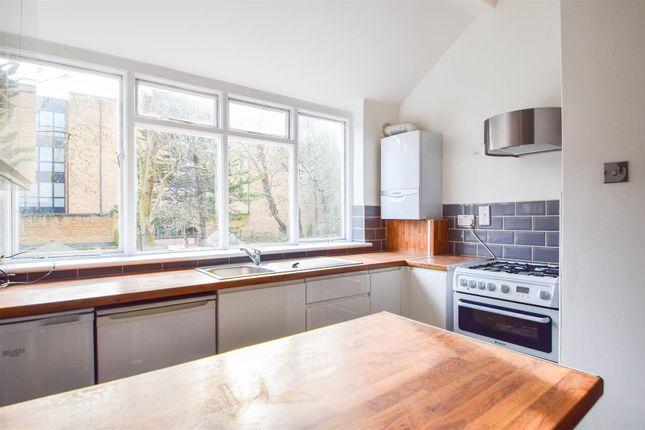 Kitchen of Mildmay Grove South, London N1