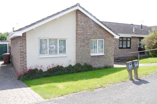 Thumbnail Detached bungalow to rent in Peveril Crescent, West Hallam, Ilkeston