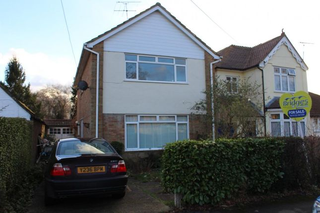 Thumbnail Detached house for sale in Station Road East, Ash Vale