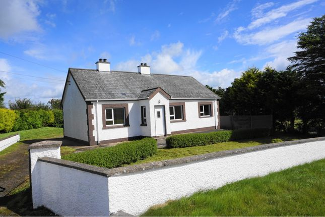Thumbnail Detached bungalow for sale in Lisleen Road, Castlederg