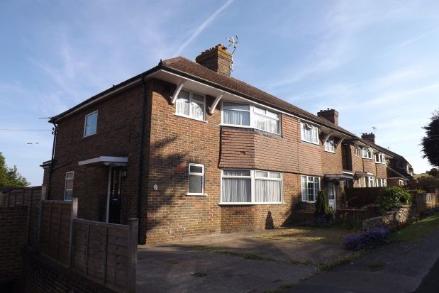 Thumbnail Property to rent in Caburn Crescent, Lewes