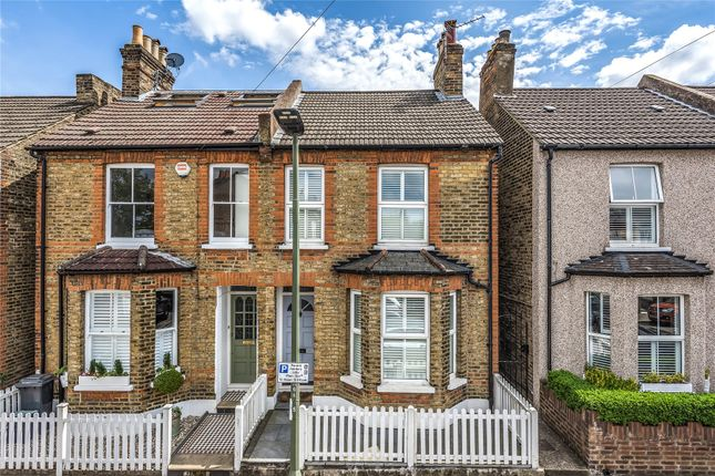 Thumbnail Semi-detached house for sale in Heathfield Road, Bromley