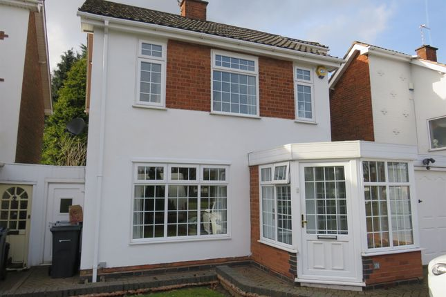 Thumbnail Detached house for sale in Eachelhurst Road, Sutton Coldfield