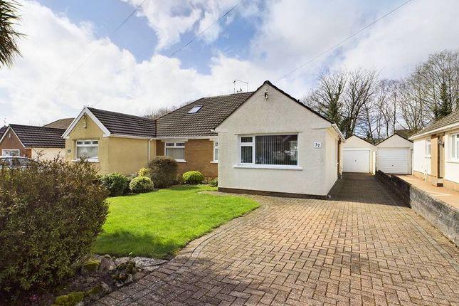 Thumbnail Semi-detached house for sale in Heol Nant Castan, Rhiwbina, Cardiff.