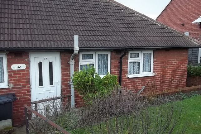 Thumbnail Semi-detached bungalow to rent in Clear View, Grimethorpe, Barnsley