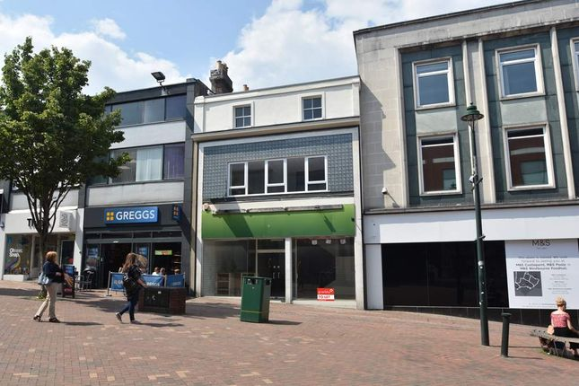 Thumbnail Retail premises to let in 33 Commercial Road, Bournemouth