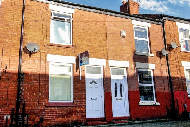Thumbnail Terraced house to rent in Victoria Road, Offerton, Stockport