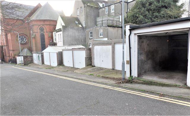 Front Open Door of Upper Rock Gardens, Brighton BN2
