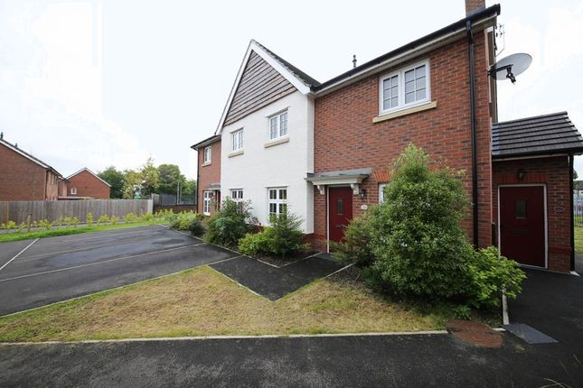 Thumbnail Flat for sale in Thomas Street, Newtown, Wigan
