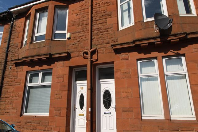 Thumbnail Flat for sale in Clydesdale Road, Bellshill, North Lanarkshire