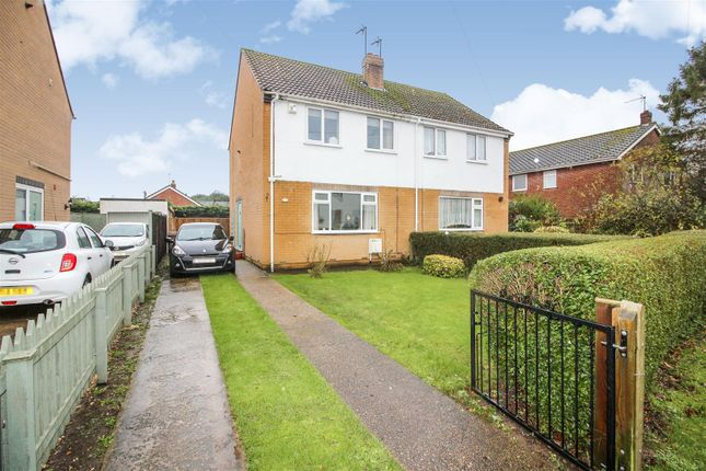 Semi-detached house for sale in East Street, Leven, Beverley