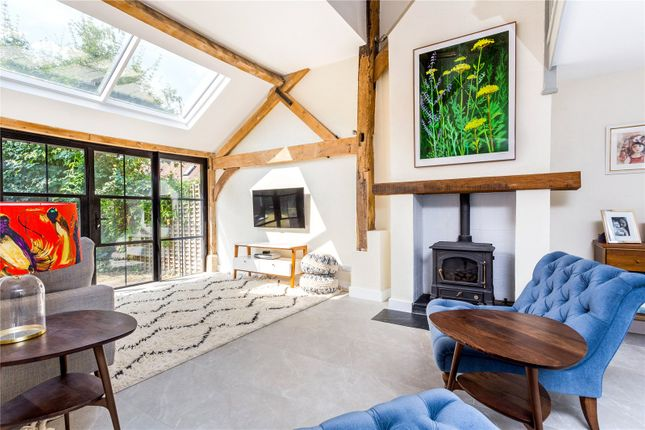 Thumbnail Terraced house for sale in Boxhill Farm Barns, Old Reigate Road, Dorking, Surrey