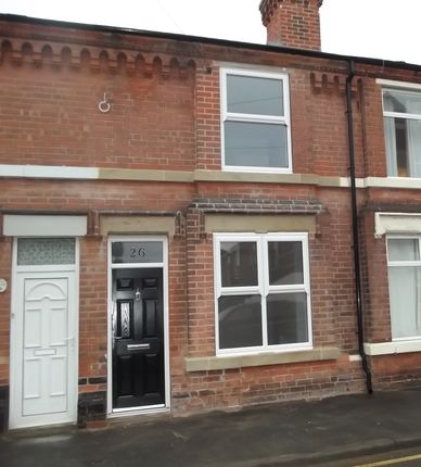 Thumbnail Terraced house to rent in Melrose Street, Sherwood