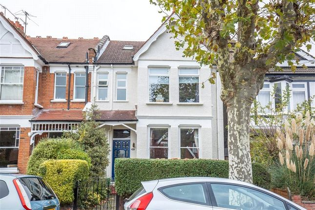 Thumbnail End terrace house for sale in Redston Road, Crouch End, London