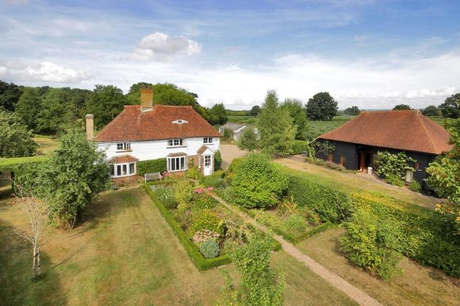 4 bed detached house for sale in Goudhurst Road, Staplehurst, Kent