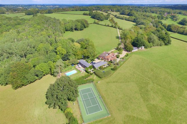 6 bed equestrian property for sale in Shovers Green, Wadhurst, East Sussex TN5