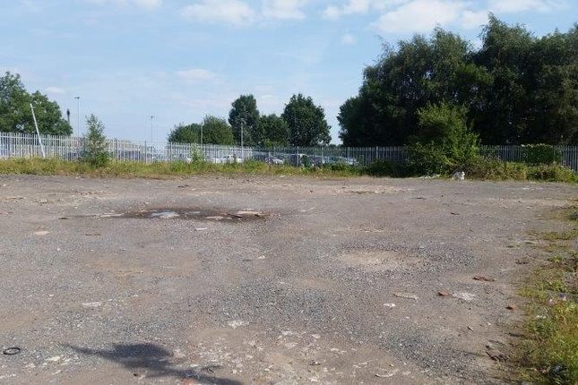 Land to let in Langley Road, Salford