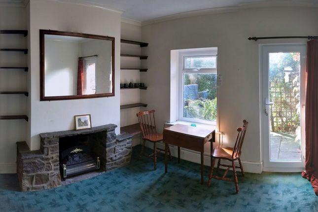 Thumbnail Terraced house for sale in Grosvenor Road, Abergavenny