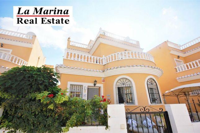 3 bed detached house for sale in La Marina, La Marina Urb. El Oasis, Spain