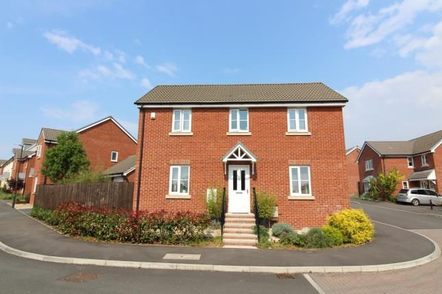 Thumbnail Detached house for sale in Cromwell Close, Newtown, Berkeley