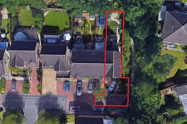 Aerial Plan of Stewart Close, Abbots Langley WD5
