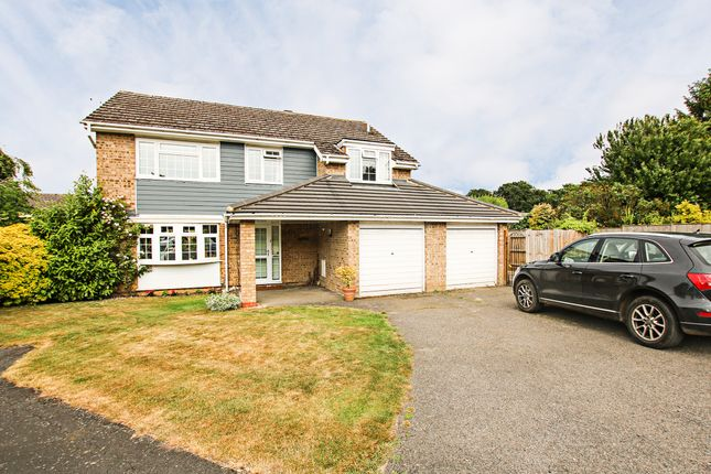 Thumbnail Detached house for sale in Selwyn Close, Newmarket