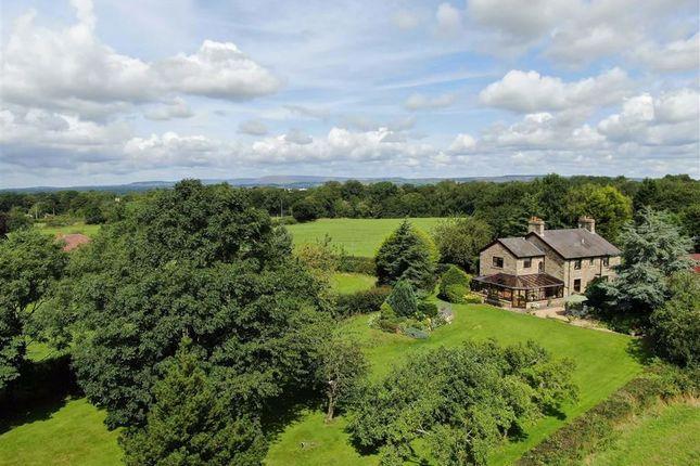 Thumbnail Farmhouse for sale in Nabs Head Lane, Samlesbury, Preston