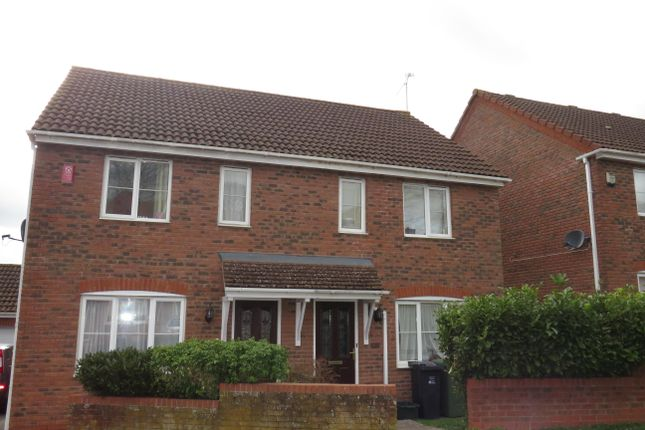 Thumbnail Semi-detached house to rent in College Green, Yeovil