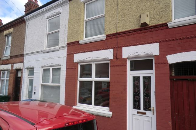 Thumbnail Terraced house for sale in Ribble Road, Stoke, Coventry