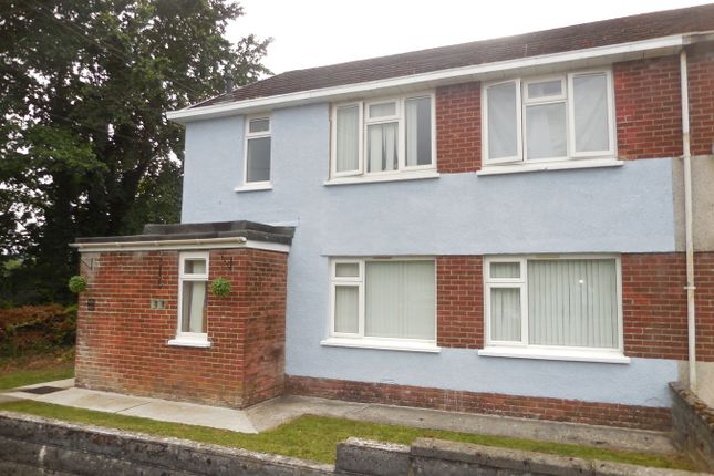 Thumbnail Flat for sale in Maescader, Pencader