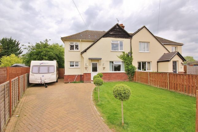 4 bed semi-detached house for sale in Great Farthing Close, St. Ives, Huntingdon