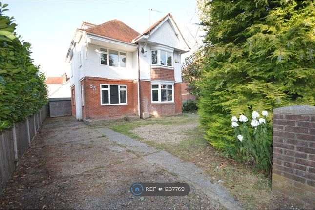 Thumbnail Detached house to rent in Talbot Road, Bournemouth