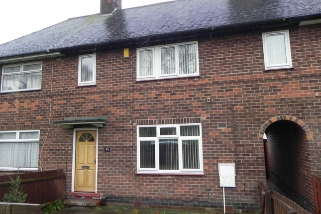 Thumbnail Terraced house to rent in Arnold Road, Nottingham