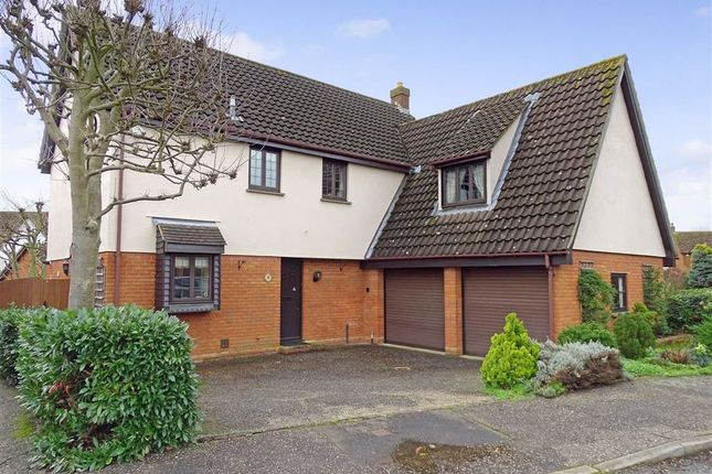 4 bed detached house for sale in Acres End, Chelmsford, Essex CM1