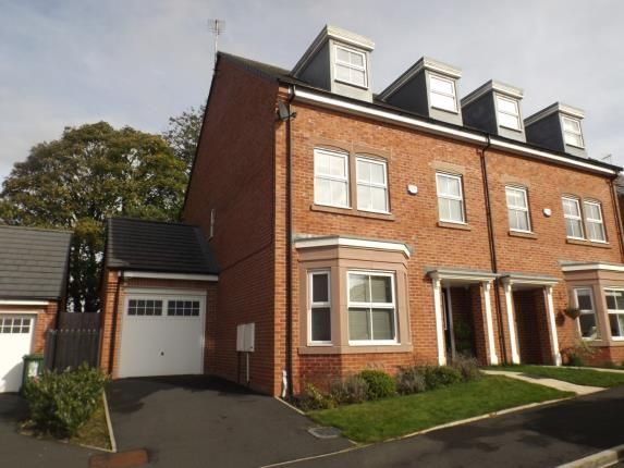 Thumbnail Semi-detached house for sale in St. Thomas Close, St Helens, Merseyside, .